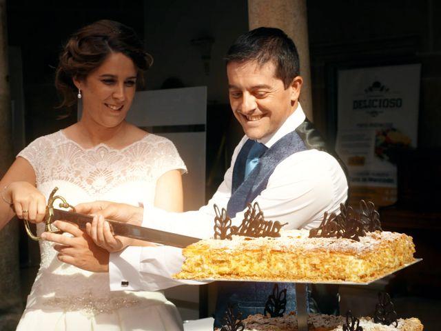 La boda de Mario y Noelia en Ávila, Ávila 18
