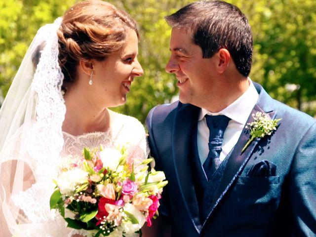 La boda de Mario y Noelia en Ávila, Ávila 21