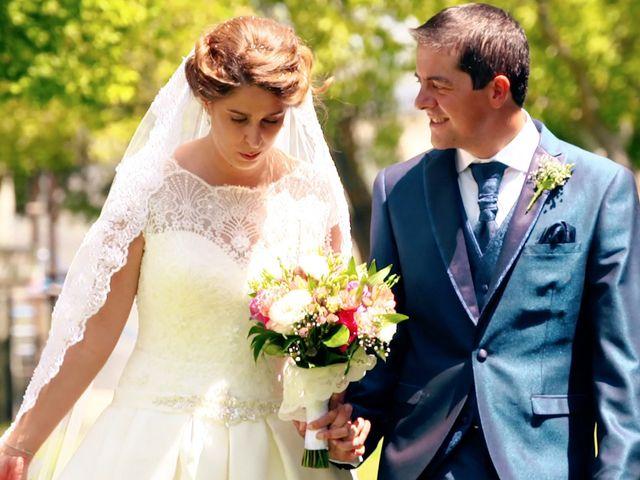 La boda de Mario y Noelia en Ávila, Ávila 22