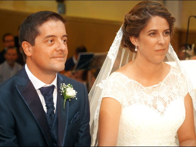 La boda de Mario y Noelia en Ávila, Ávila 23