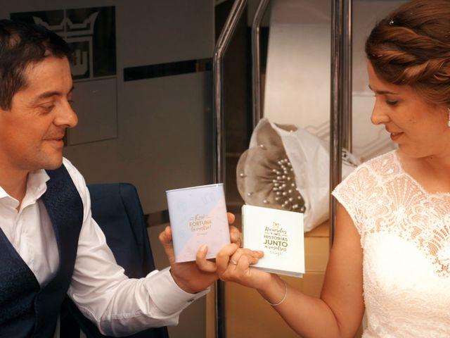 La boda de Mario y Noelia en Ávila, Ávila 25