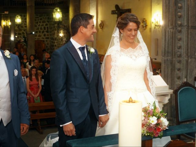 La boda de Mario y Noelia en Ávila, Ávila 26