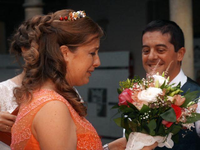 La boda de Mario y Noelia en Ávila, Ávila 27