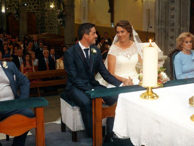 La boda de Mario y Noelia en Ávila, Ávila 28