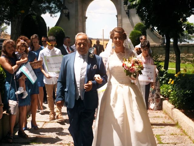 La boda de Mario y Noelia en Ávila, Ávila 29