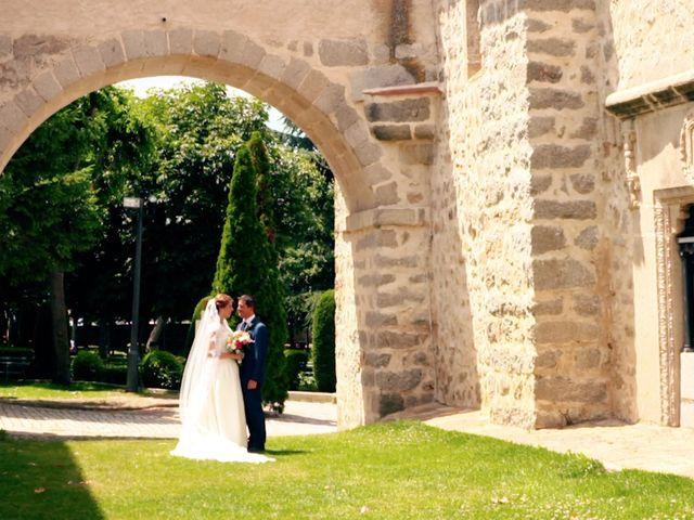La boda de Mario y Noelia en Ávila, Ávila 33