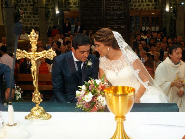 La boda de Mario y Noelia en Ávila, Ávila 34