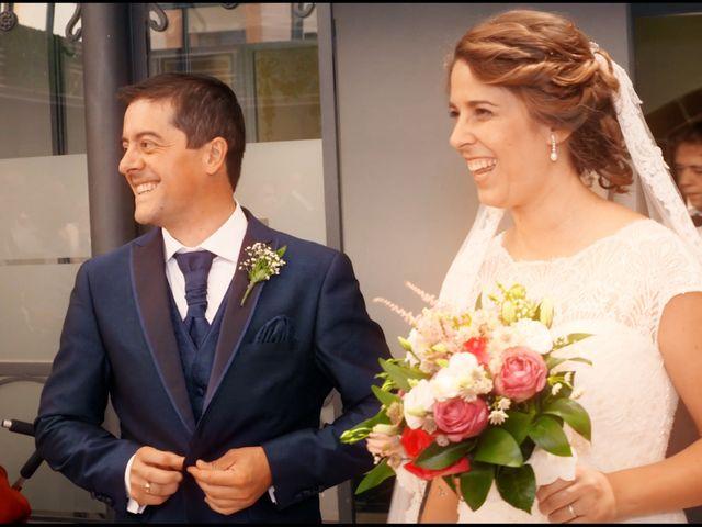 La boda de Mario y Noelia en Ávila, Ávila 35