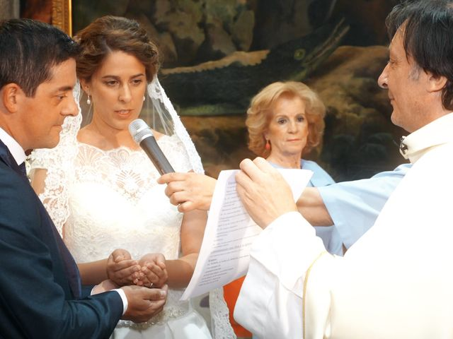 La boda de Mario y Noelia en Ávila, Ávila 36