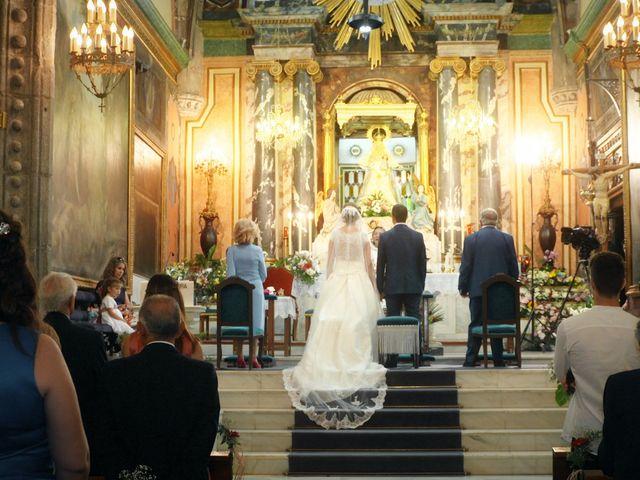 La boda de Mario y Noelia en Ávila, Ávila 40