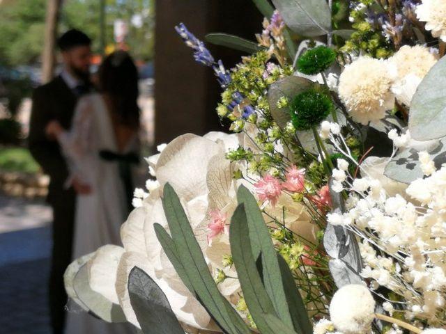 La boda de Juan y Berta en Villanueva De Gallego, Zaragoza 1