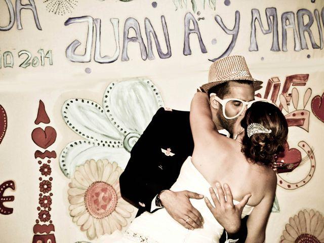 La boda de Juan Antonio y María en Murcia, Murcia 1