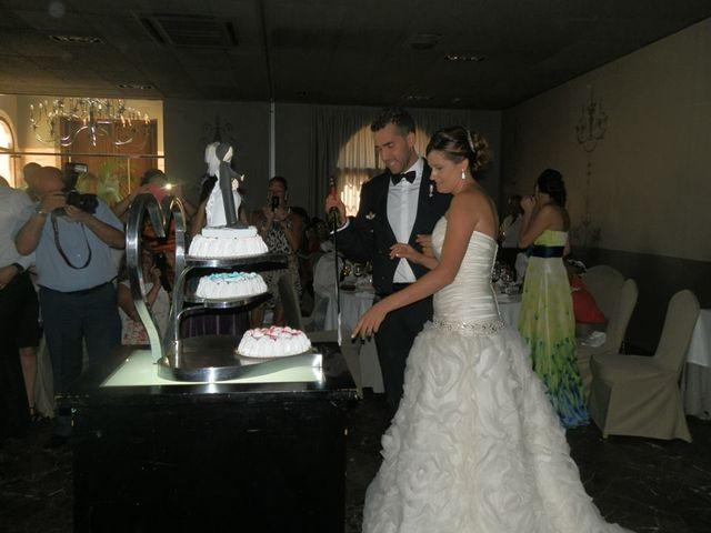 La boda de Juan Antonio y María en Murcia, Murcia 3