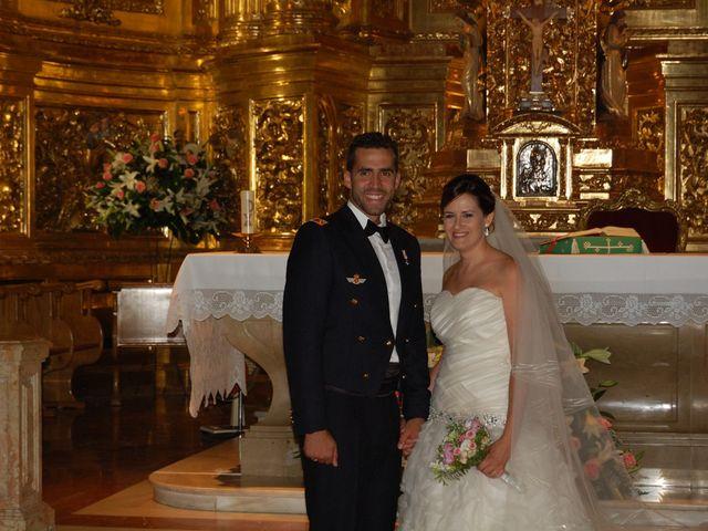 La boda de Juan Antonio y María en Murcia, Murcia 4