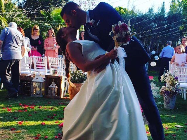 La boda de Cristian y Mamen en Murcia, Murcia 2