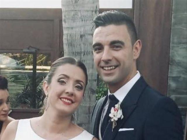 La boda de Cristian y Mamen en Murcia, Murcia 3