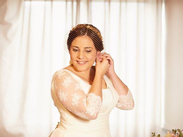 La boda de Janu y Indira en Covas (Viveiro (San Xoan), Lugo 5