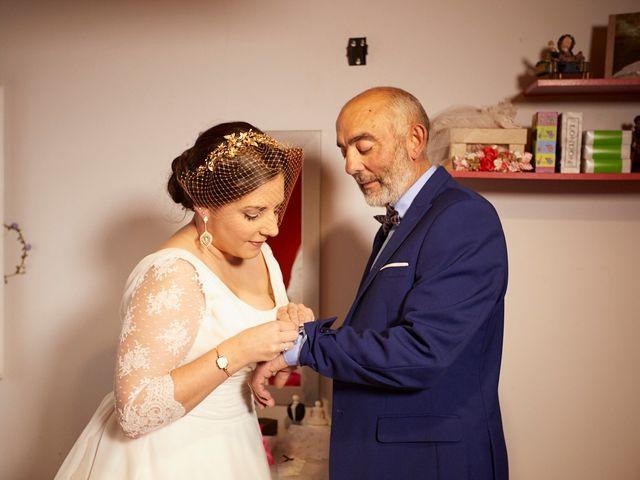La boda de Janu y Indira en Covas (Viveiro (San Xoan), Lugo 8