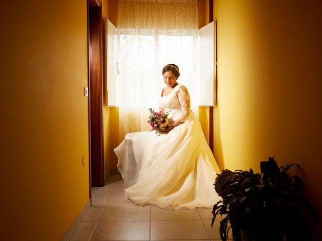 La boda de Janu y Indira en Covas (Viveiro (San Xoan), Lugo 9
