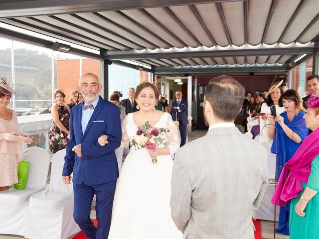 La boda de Janu y Indira en Covas (Viveiro (San Xoan), Lugo 19