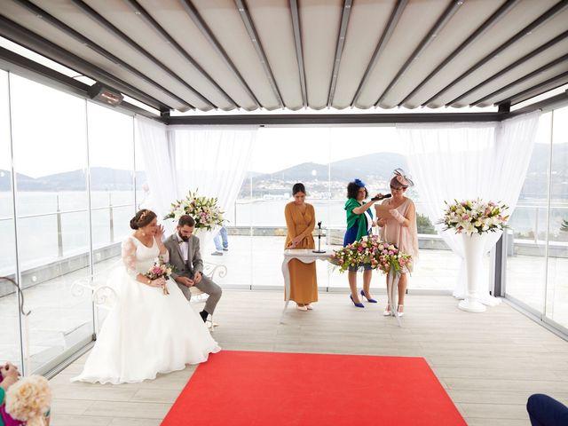 La boda de Janu y Indira en Covas (Viveiro (San Xoan), Lugo 21