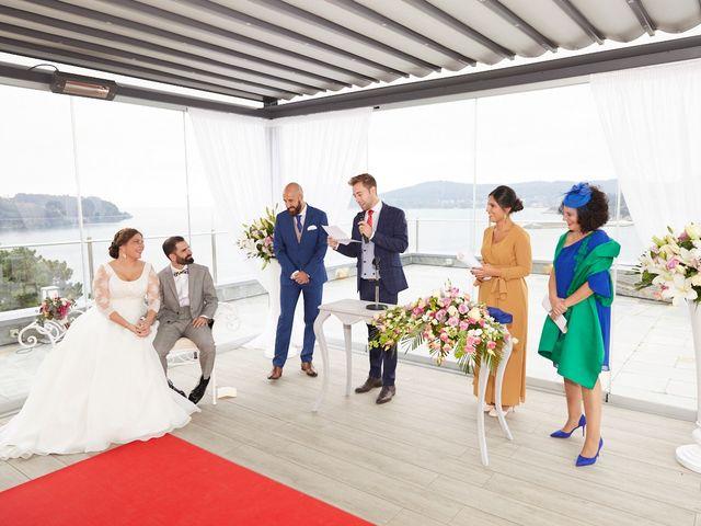 La boda de Janu y Indira en Covas (Viveiro (San Xoan), Lugo 25