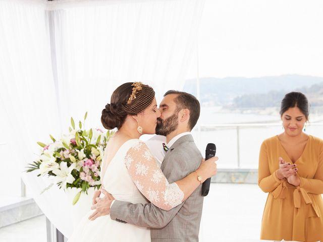 La boda de Janu y Indira en Covas (Viveiro (San Xoan), Lugo 28
