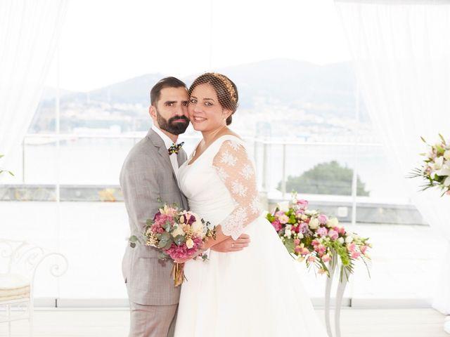 La boda de Janu y Indira en Covas (Viveiro (San Xoan), Lugo 30