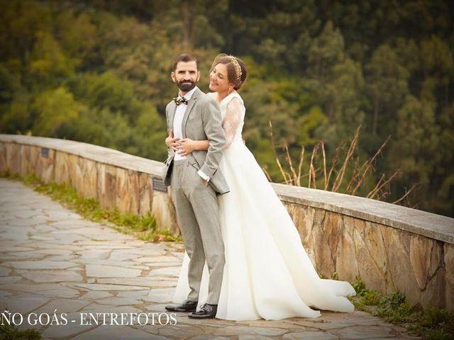 La boda de Janu y Indira en Covas (Viveiro (San Xoan), Lugo 32