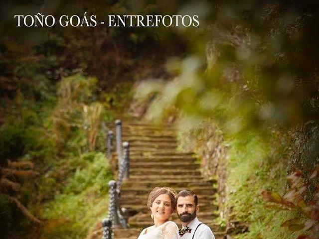 La boda de Janu y Indira en Covas (Viveiro (San Xoan), Lugo 34