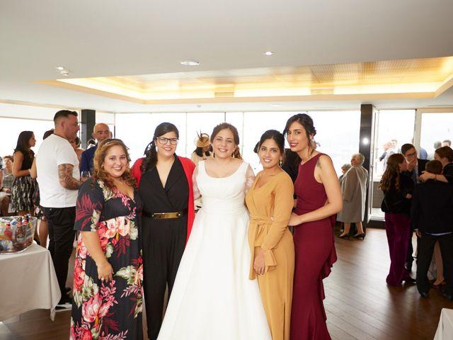 La boda de Janu y Indira en Covas (Viveiro (San Xoan), Lugo 37