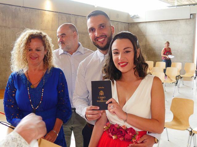 La boda de Daniel y Adara en Las Palmas De Gran Canaria, Las Palmas 10
