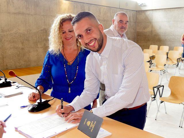 La boda de Daniel y Adara en Las Palmas De Gran Canaria, Las Palmas 12