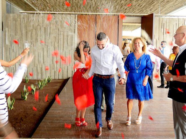 La boda de Daniel y Adara en Las Palmas De Gran Canaria, Las Palmas 13
