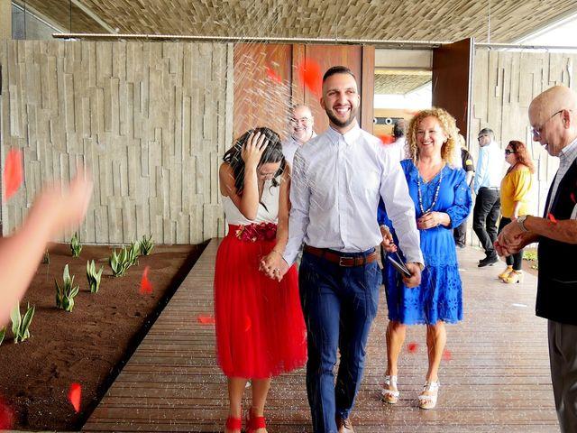 La boda de Daniel y Adara en Las Palmas De Gran Canaria, Las Palmas 14
