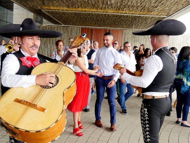 La boda de Daniel y Adara en Las Palmas De Gran Canaria, Las Palmas 17
