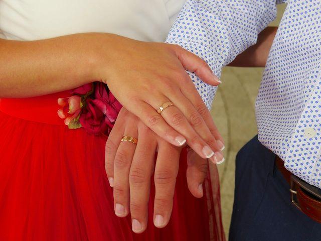 La boda de Daniel y Adara en Las Palmas De Gran Canaria, Las Palmas 18