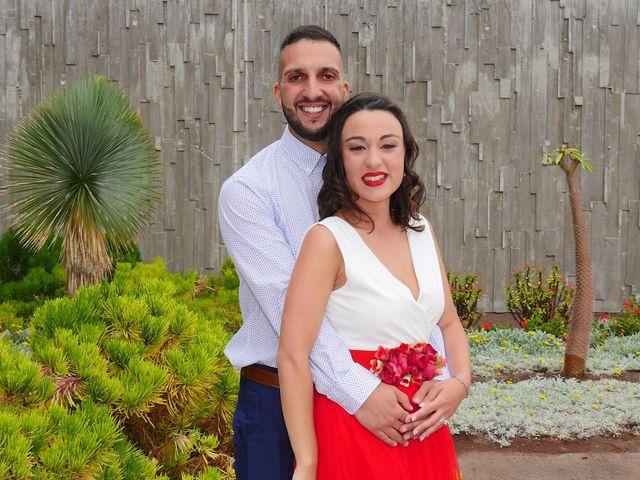 La boda de Daniel y Adara en Las Palmas De Gran Canaria, Las Palmas 22
