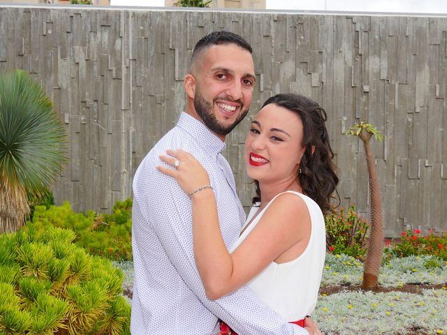 La boda de Daniel y Adara en Las Palmas De Gran Canaria, Las Palmas 23