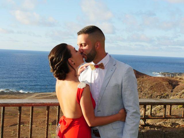 La boda de Daniel y Adara en Las Palmas De Gran Canaria, Las Palmas 24