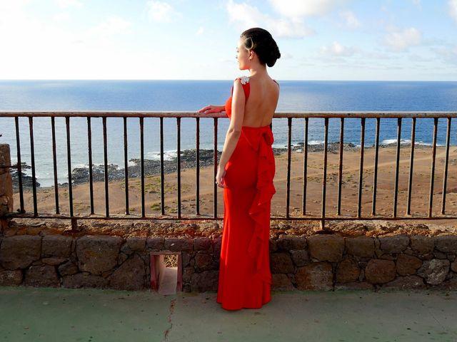 La boda de Daniel y Adara en Las Palmas De Gran Canaria, Las Palmas 27