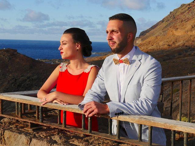 La boda de Daniel y Adara en Las Palmas De Gran Canaria, Las Palmas 28