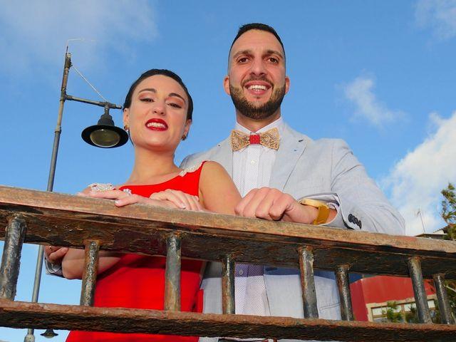 La boda de Daniel y Adara en Las Palmas De Gran Canaria, Las Palmas 29