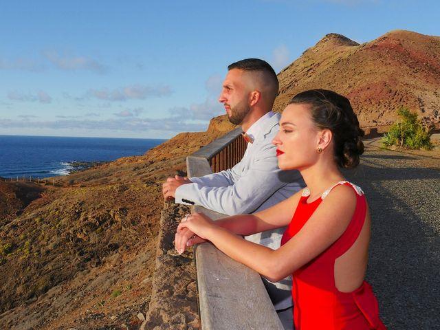 La boda de Daniel y Adara en Las Palmas De Gran Canaria, Las Palmas 35