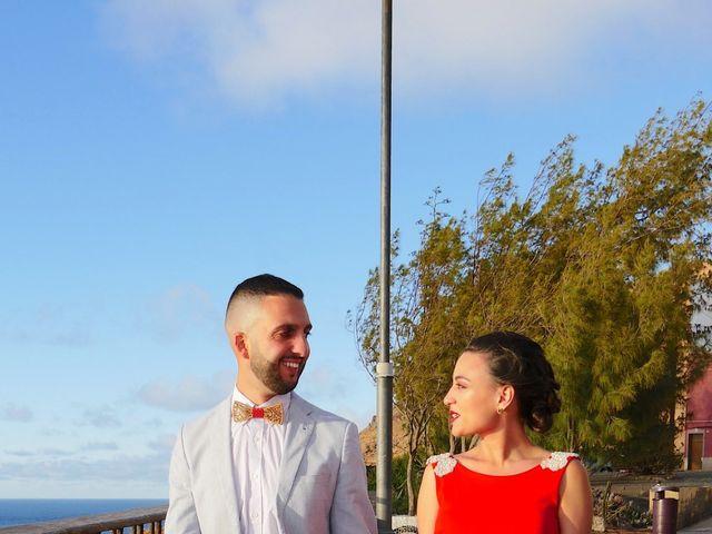 La boda de Daniel y Adara en Las Palmas De Gran Canaria, Las Palmas 37