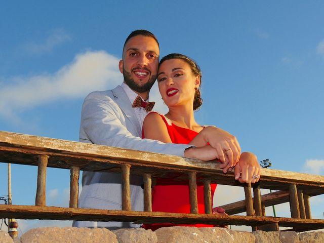 La boda de Daniel y Adara en Las Palmas De Gran Canaria, Las Palmas 46