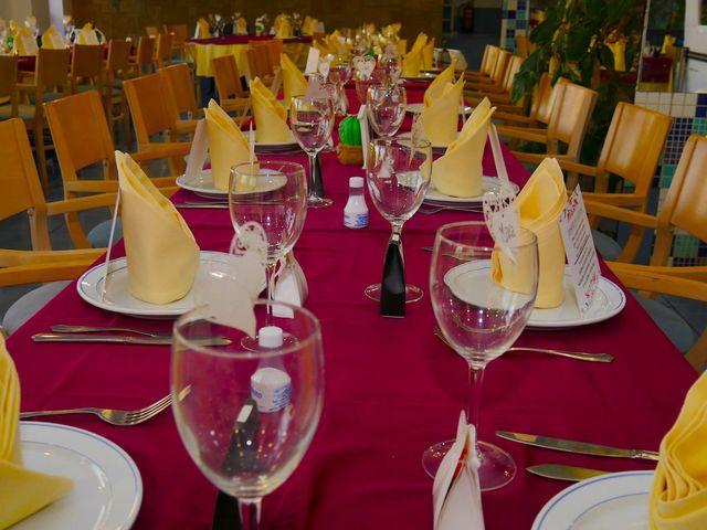 La boda de Daniel y Adara en Las Palmas De Gran Canaria, Las Palmas 56