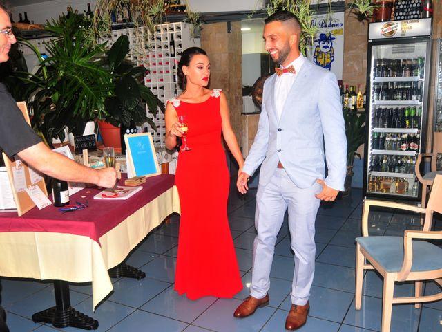 La boda de Daniel y Adara en Las Palmas De Gran Canaria, Las Palmas 60