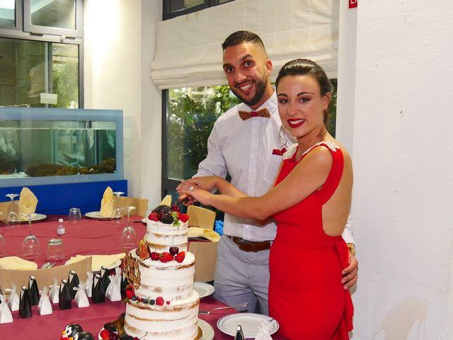 La boda de Daniel y Adara en Las Palmas De Gran Canaria, Las Palmas 69