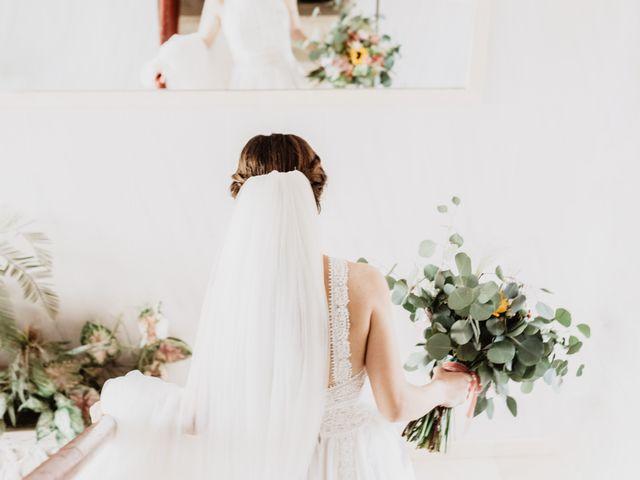 La boda de Santi y Elisenda en Huelva, Huelva 19